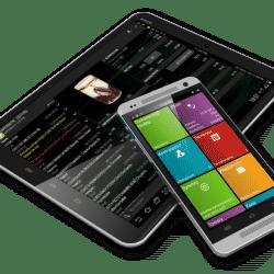 Mobilna aplikacja dla przedstawicieli handlowych