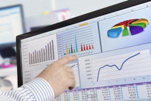 Analizy biznesowe business intelligence (BI)